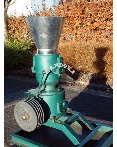 Motorless pelletpress 200