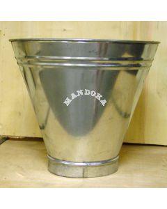 Emmer voor pelletpers 150 mm
