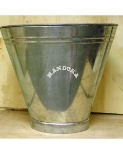 Emmer voor pelletpers 200 mm