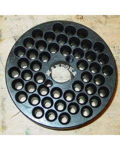 Matrijs 120/8 mm voor pelletpers
