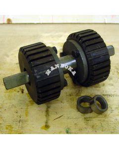 Roller 120 mm voor pelletpers