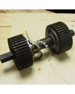 Roller 200 mm voor pelletpers